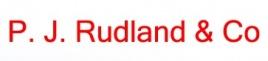 P.J. Rudland & Co