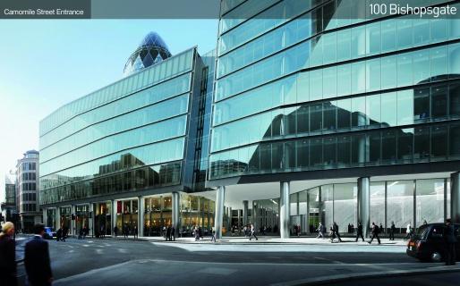 Openoffices 100 Bishopsgate City Ec3 London