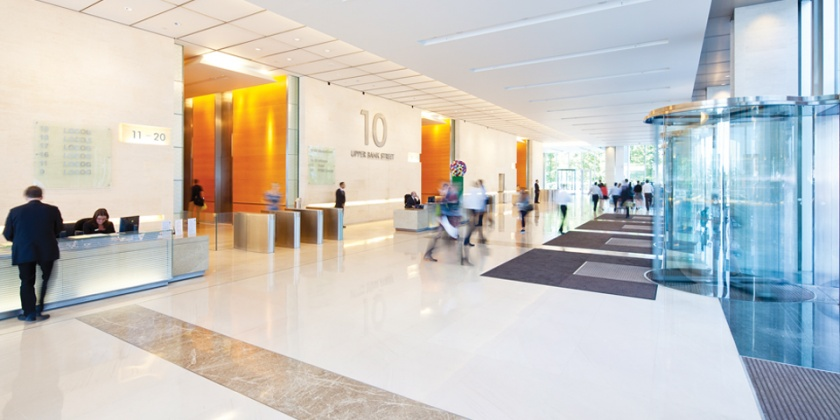OpenOffices - 10 Upper Bank St, Canary Wharf, E14, London
