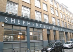 25a Underwood St, Shoreditch, N1, London