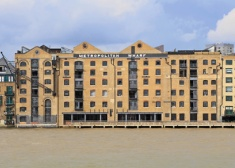 Metropolitan Wharf, Wapping, E1, London