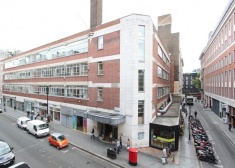 50 Eastcastle St, Noho, W1, London