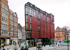 Bosideng Building, Mayfair, W1, London