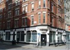 61 Berners St, Fitzrovia, W1, London