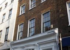 72 Charlotte Street, Fitzrovia, W1T, London