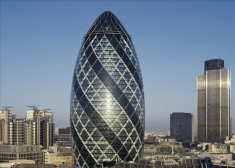 30 St Mary Axe, City of London, EC3, London