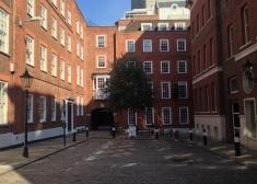 4 Gough Square, Temple, EC4, London