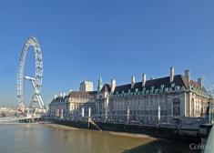 County Hall, Westminster Bridge, SE1, London