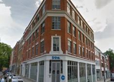 1-2 Hardwick St, Pentoville, EC1, London
