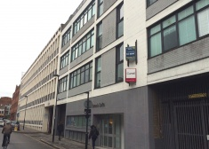 16-21 Banner Street, Old Street, EC1, London