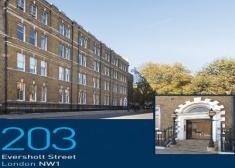203 Eversholt St, Kings Cross, NW1, London