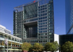 5 Canada Square, canary Wharf, E14, London