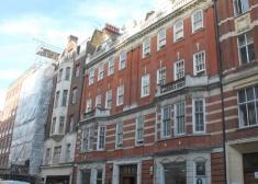 17-18 Margaret St, Soho, W1, London