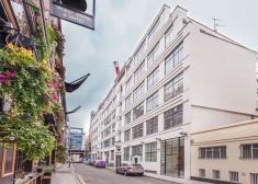 2-10, Capper Street WC1E, London