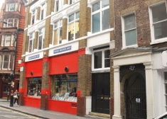 39 Brewer St, Soho, W1, London