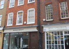 56 Greek St, Soho, W1, London