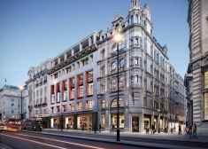 214 Piccadilly, Mayfair, W1, London