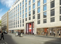 107 Cheapside, City, EC2, London