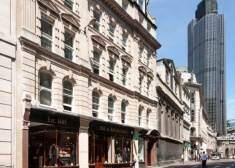 1 Gracechurch St, City, EC3, London
