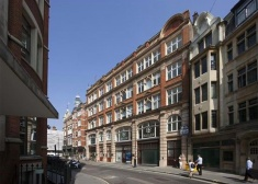 40-44 Newman St, Marylebone, W1, London Newman St, Westminster, W1, London