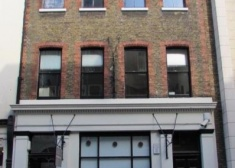 25 Newman St, Fitzrovia, W1, London